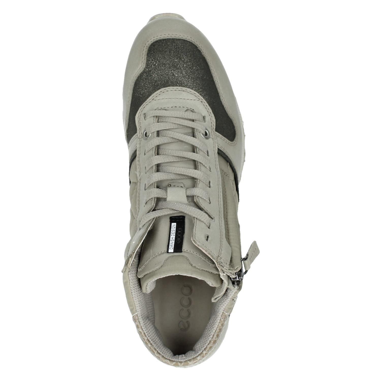 af1719b65ef Ecco Ecco Sneak Ladies dames hoge sneakers. Previous
