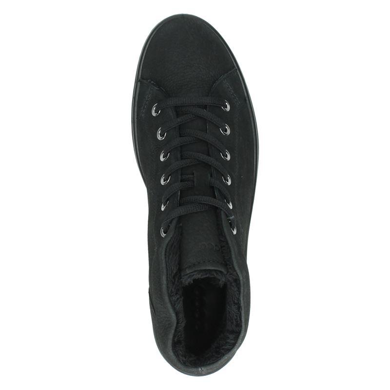 Ecco Fara - Hoge sneakers - Zwart