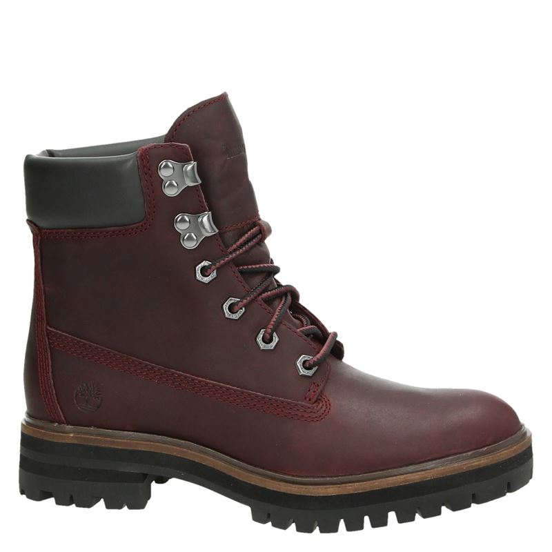 Timberland London Square - Veterboots - Rood