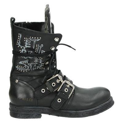 Replay dames boots zwart