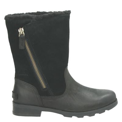 Sorel dames boots zwart