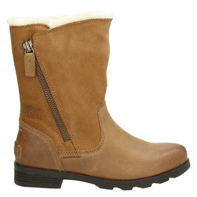 Sorel dames boots cognac