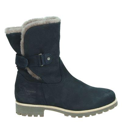 Panama Jack dames boots blauw