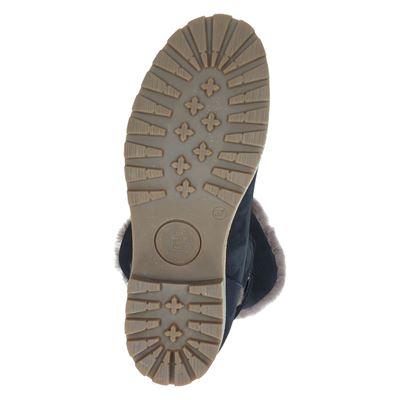 Panama Jack Felia Igloo rits & gesloten boots blauw