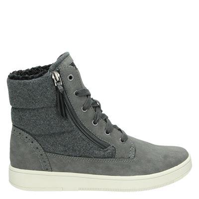 Esprit dames boots grijs