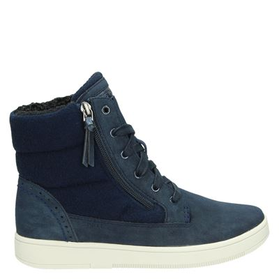 Esprit dames boots blauw