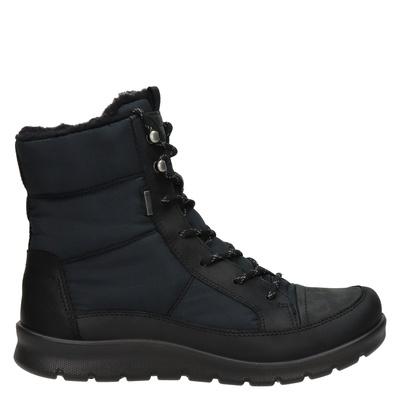 Ecco dames boots zwart