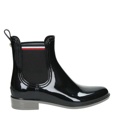 Tommy Jeans dames laarzen zwart