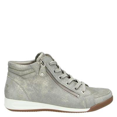 Ara dames sneakers taupe