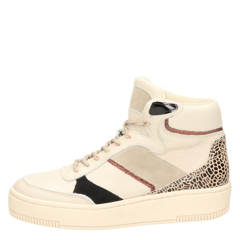 Nelson - Hoge sneakers - Wit