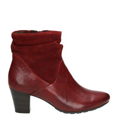 Gabor dames laarzen rood