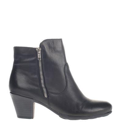 Rieker dames laarzen zwart