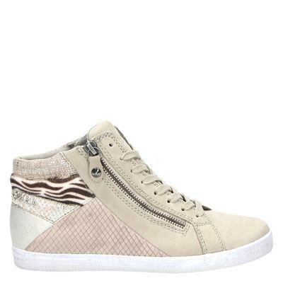 Gabor dames sneakers beige
