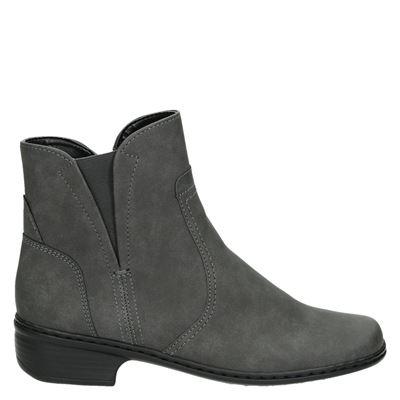 Jenny dames laarzen grijs