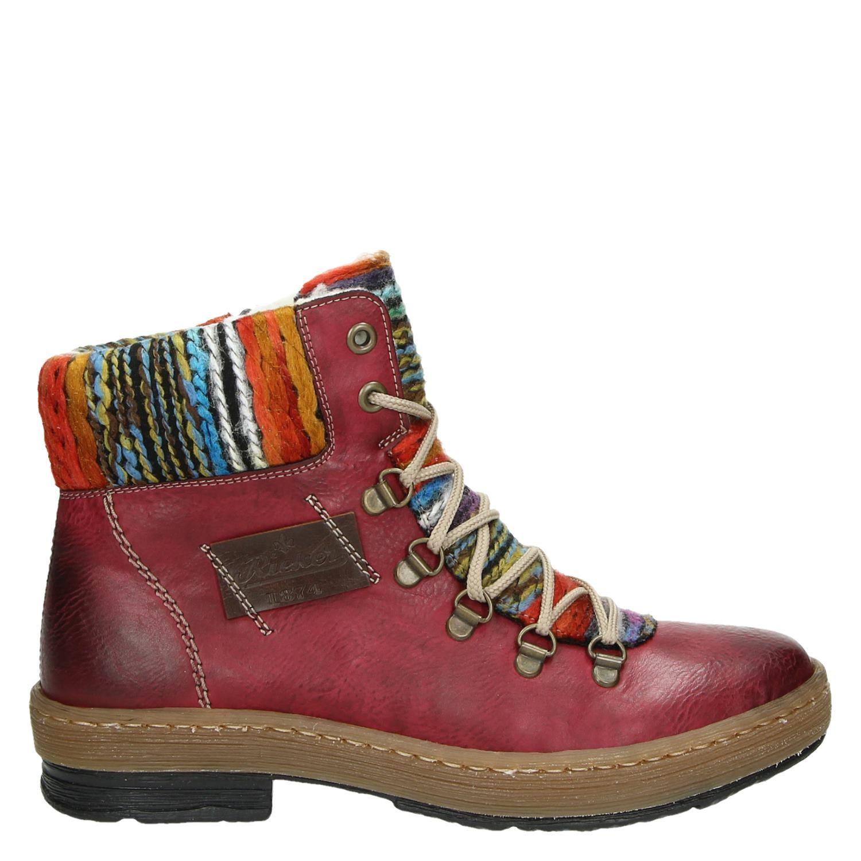 Chaussures Rouges Rieker bCvWEs