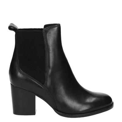 Clarks dames laarzen zwart