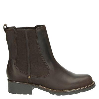 Clarks dames boots bruin