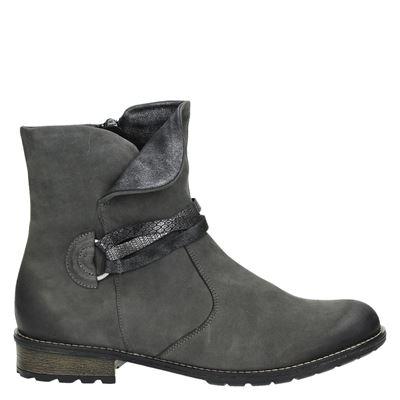 Remonte dames laarzen grijs