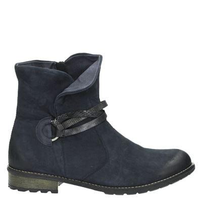 Remonte dames laarzen blauw