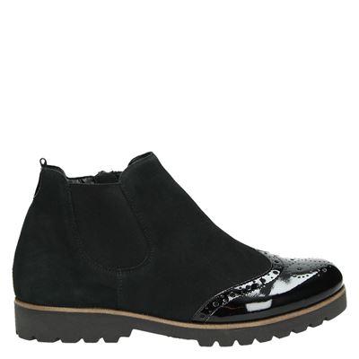 Remonte dames boots zwart