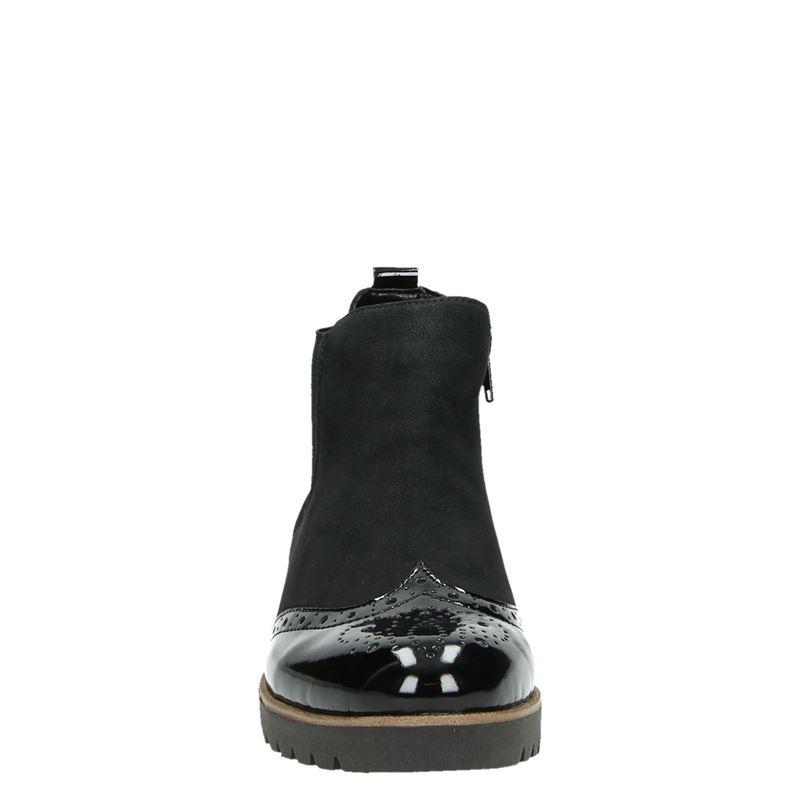 Remonte Zwart 10 Dames 242 Ritsamp; Gesloten Boots 503 20 fy76gIYvmb