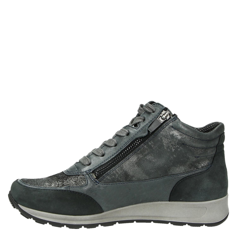 Noir Ara Haut De La Chaussure ZRCCk7V