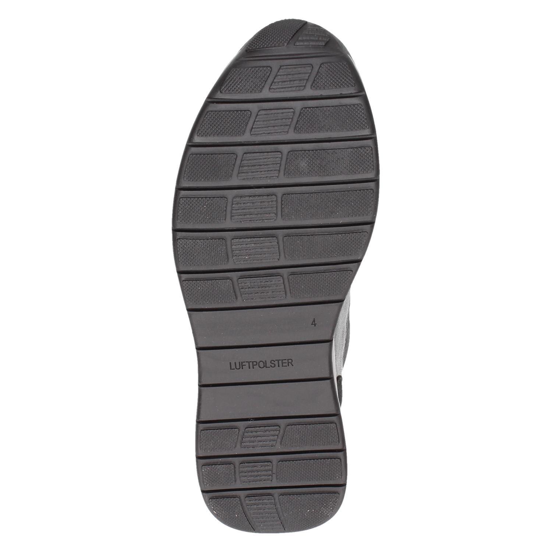Ara Osaka Hautes Chaussures De Sport Gris 2FlhX7k5