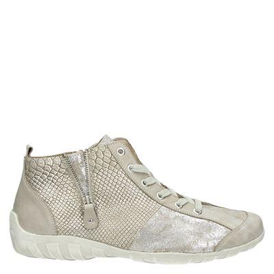 Remonte dames sneakers beige