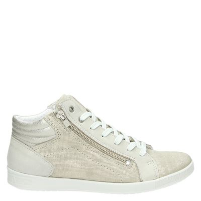 Nelson dames sneakers goud