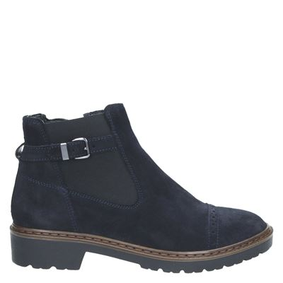 Jenny dames boots blauw