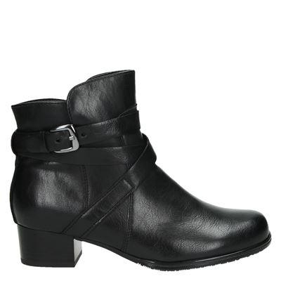 Jenny dames boots zwart
