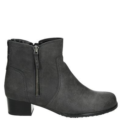 Jenny dames boots grijs