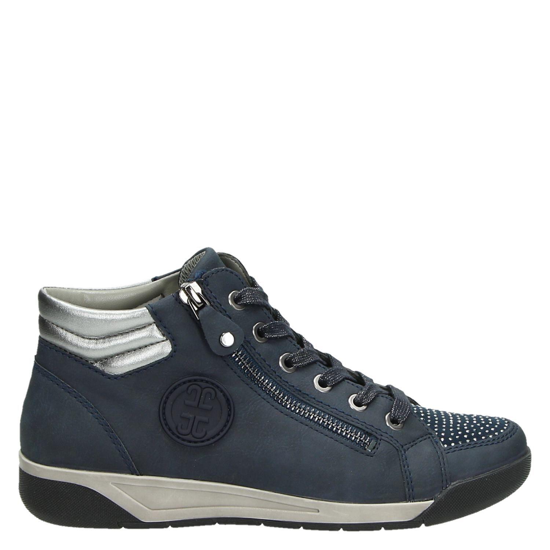 Chaussures En Dentelle Bleu Jenny Gu9CPP