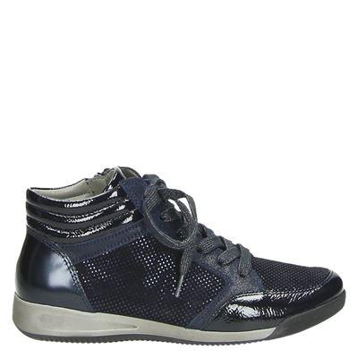 Ara dames boots blauw