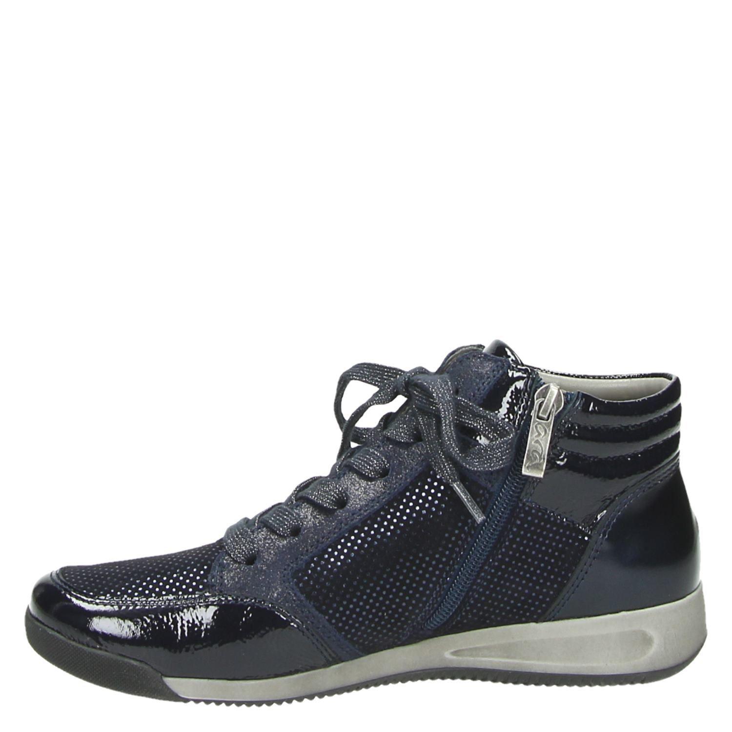 Chaussures Ara Bleu Avec Fermeture Éclair Pour Les Femmes oZkK3fKpU
