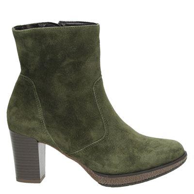 Ara dames laarzen groen