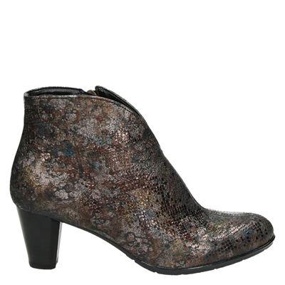 Ara dames laarzen brons