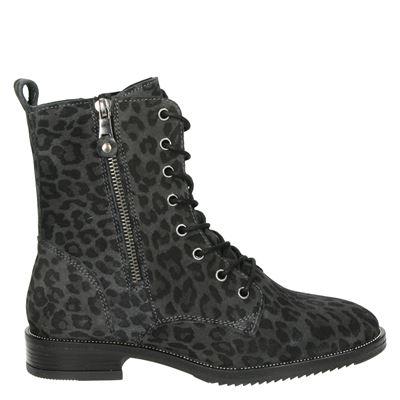 Nelson dames boots grijs