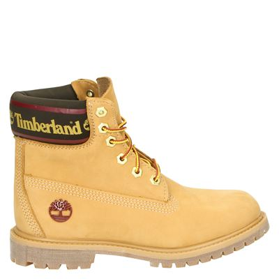 Timberland dames boots geel
