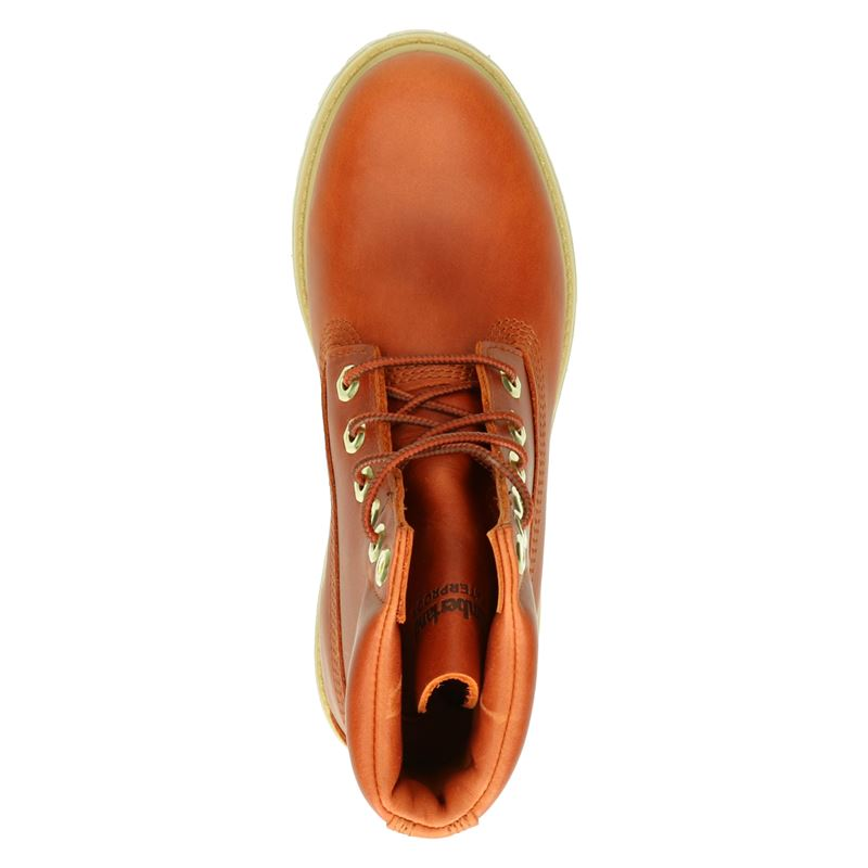 Timberland Paninari Nelli 6 Inch - Veterboots - Cognac