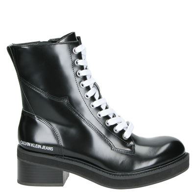 Calvin Klein dames boots zwart