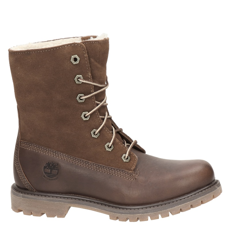 Timberland Authentic Teddy - Veterboots - Bruin