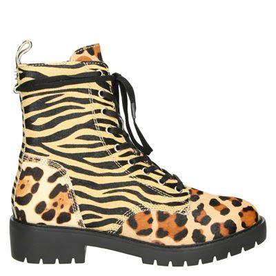 Steve Madden dames boots beige