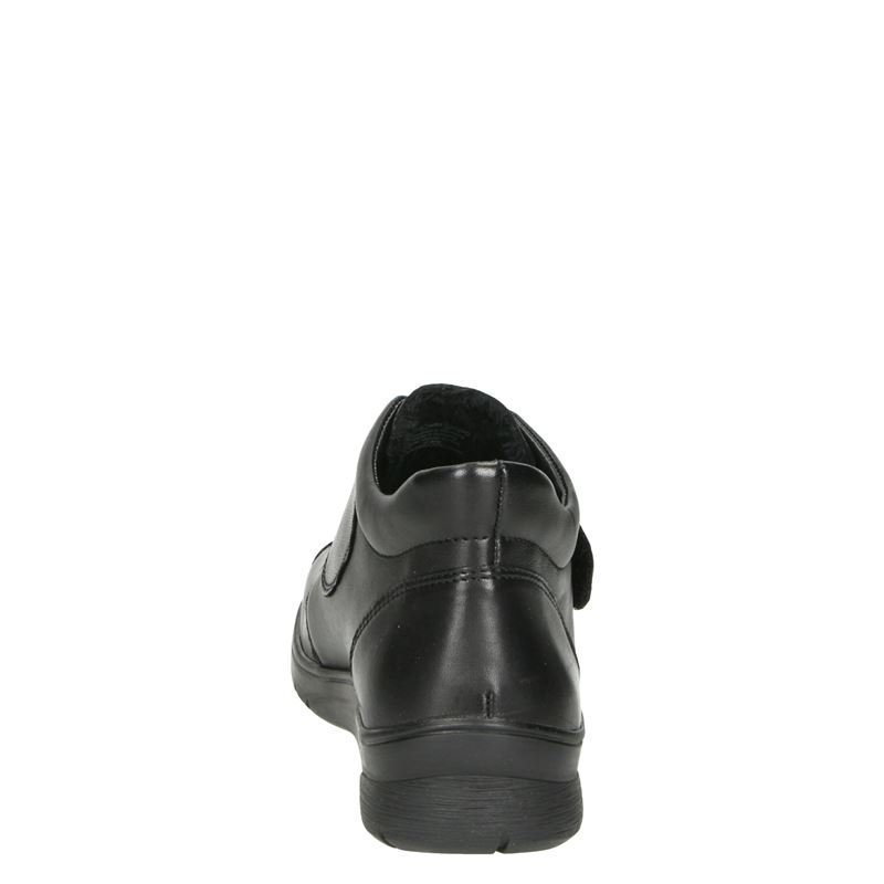 Ara Meran - Enkellaarsjes - Zwart