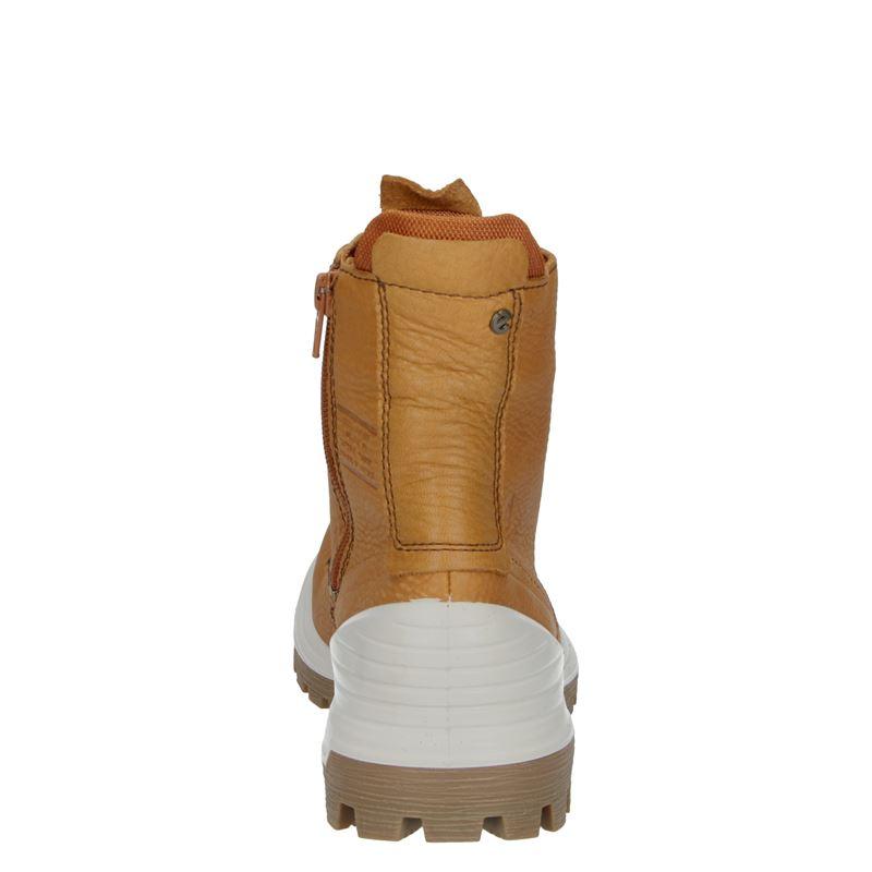 Ecco Tred Tray - Veterboots - Cognac