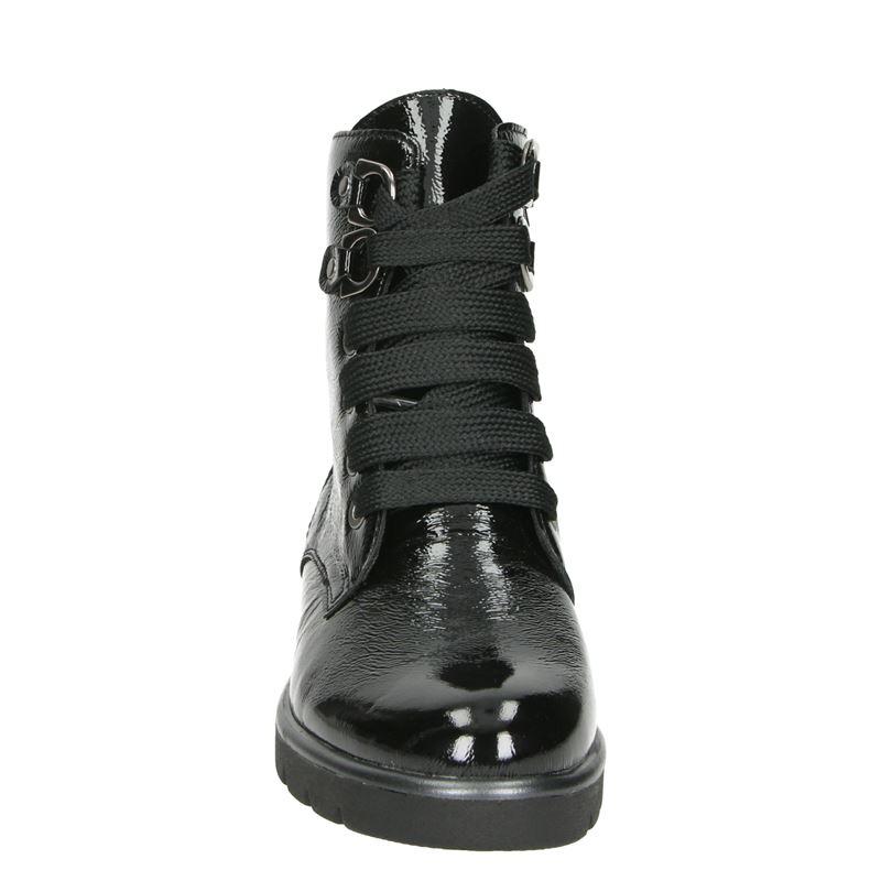 Nelson - Boots - Zwart
