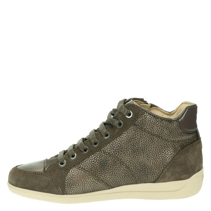 Geox Myria - Hoge sneakers - Taupe