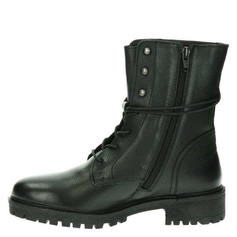 Geox Hoara - Rits- & gesloten boots - Zwart
