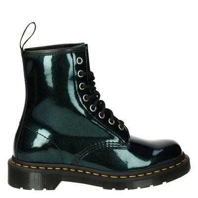 Dr. Martens dames boots groen