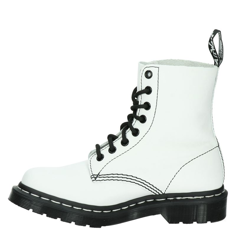 Dr. Martens 1460 Pascal - Veterboots - Wit